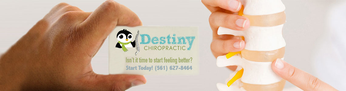 Chiropractic care in Palm Beach Gardens